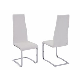 Frahm Upholstered Dining Chair (Set of 4)