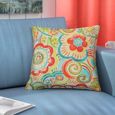 Floral Throw Pillows You Ll Love Wayfair
