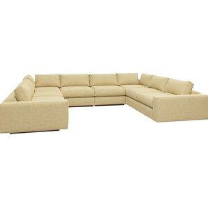 Jackson U-Shaped Sectional Sofa  sc 1 st  AllModern : u shaped sectional sofas - Sectionals, Sofas & Couches