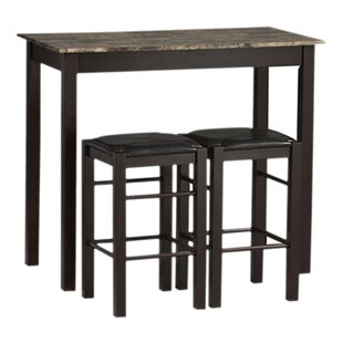 Pub Tables Bistro Sets Youll Love Wayfair - Counter height table for two