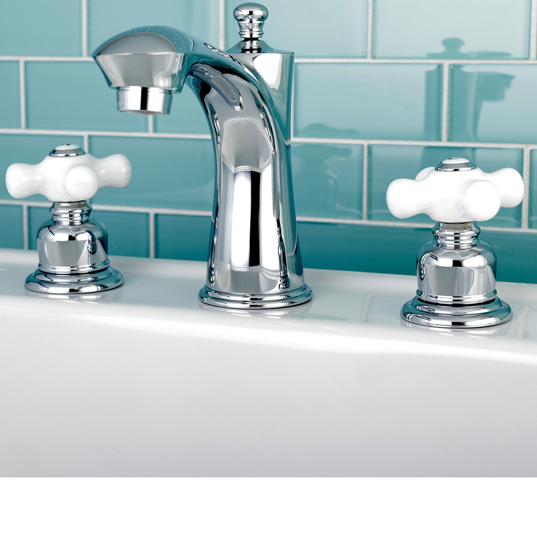 Kingston Brass Victorian Lavatory Faucet & Reviews | Wayfair