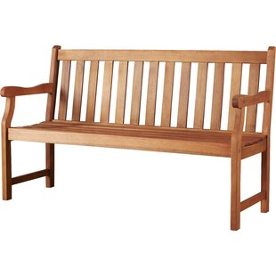 Merle Wood Garden Bench