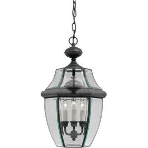 Tovey 3-Light Hanging Lantern