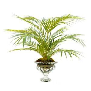 Faux Palm Fronds