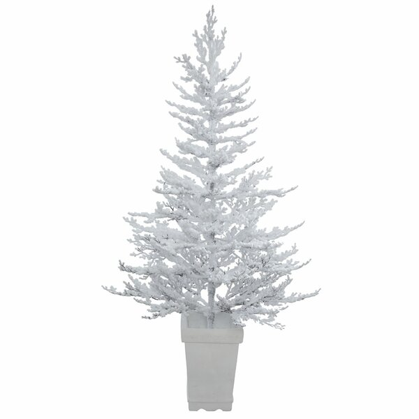 white twig christmas tree wayfair