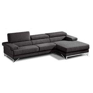 Wade Logan Alsatia Reclining Sectional