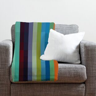City Colors Throw Blanket