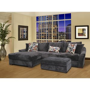 Audrey Sectional by Sage Avenue