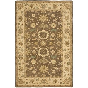 Anatolia Brown/Beige Area Rug