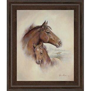 263d3d665c7 Cabin   Lodge Horse Wall Art You ll Love