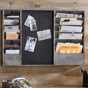 Completely new Chalkboard Mail & Wall Organizers You'll Love | Wayfair XS71