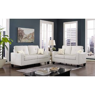 Beau White Living Room Sets You Ll Love Wayfair.