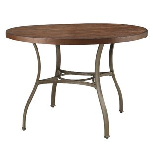 Bronze Trestle Kitchen & Dining Tables You\'ll Love | Wayfair