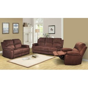 Oakley 3 Piece Living Room Set by Beverly Fine Furniture