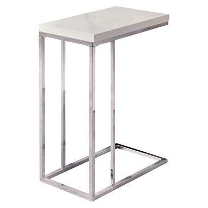 C Shape End Table