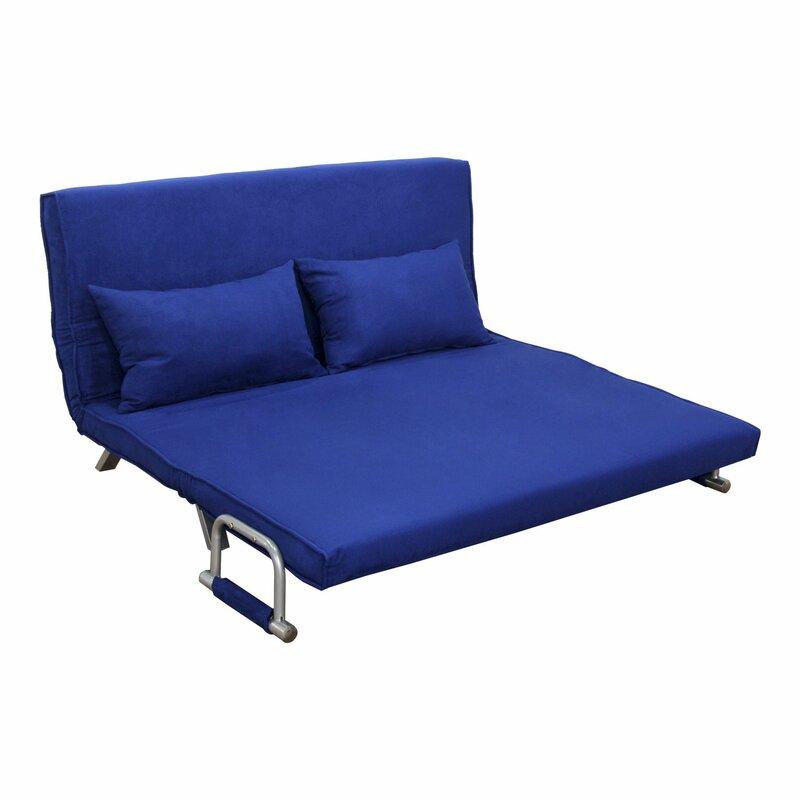 Exceptional Edmund Folding Futon Sleeper Sofa