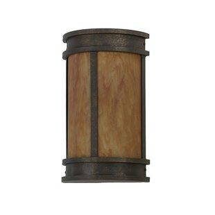 2 Light Wyant Pocket Lantern Wall Sconce