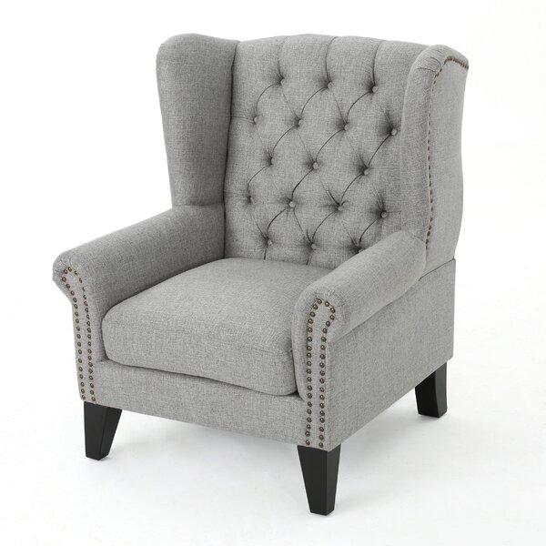 Exceptional Alcott Hill Golf Wingback Chair U0026 Reviews | Wayfair