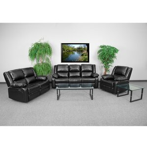 Harben 3 Piece Living Room Set by Red Barrel Studio