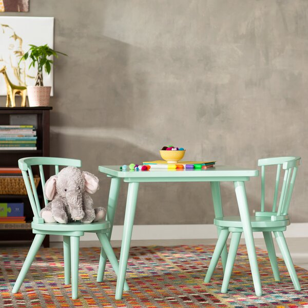 Kids Playroom Table And Chairs playroom furniture & storage you'll love | wayfair