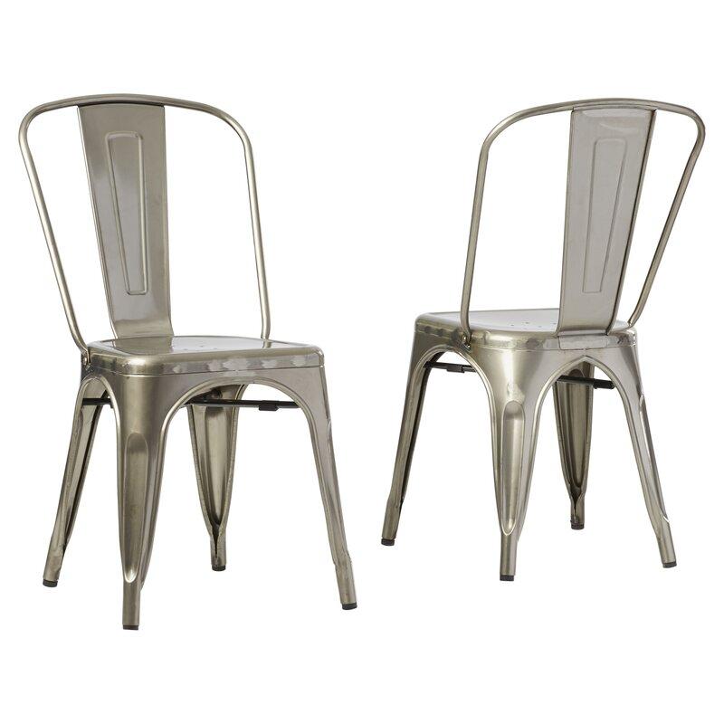 Durango Caf 233 Side Chair Amp Reviews Joss Amp Main