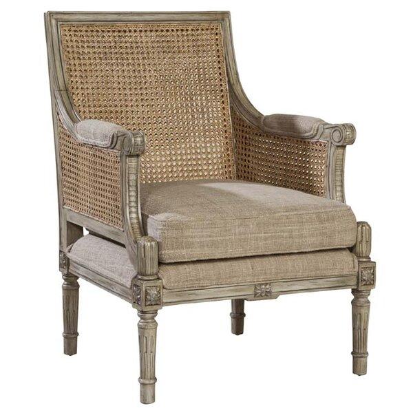Genial Cane Style Bergere Chair | Wayfair