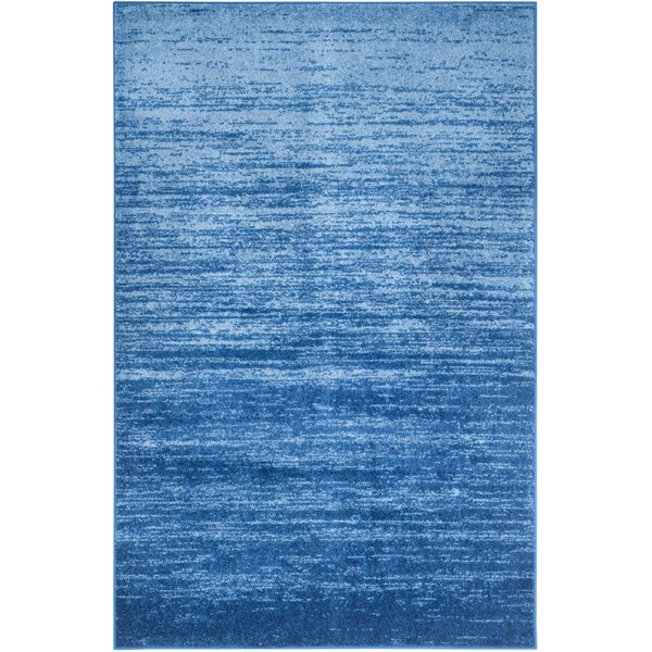 Zipcode Design Rebel Blue Area Rug Amp Reviews Wayfair