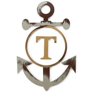Personalized Anchor Wall Décor
