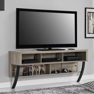floating tv stands entertainment centers you 39 ll love. Black Bedroom Furniture Sets. Home Design Ideas