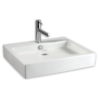 Mold In Bathroom Sink Overflow elements of design mission rectangular vessel bathroom sink with