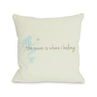 Very best Sequin Mermaid Pillow | Wayfair MJ39
