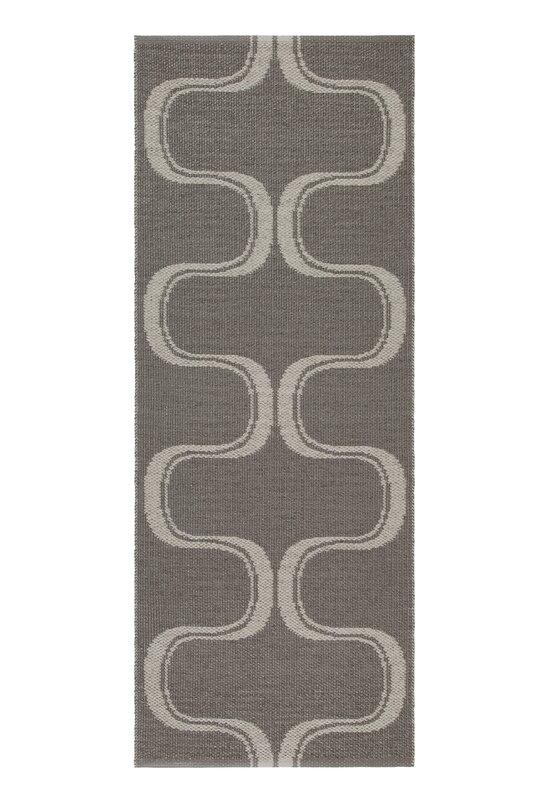 swedy innen au enteppich waves in warmes grau. Black Bedroom Furniture Sets. Home Design Ideas