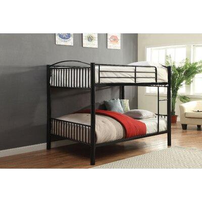 Agnes Metal Bunk Bed Harriet Bee