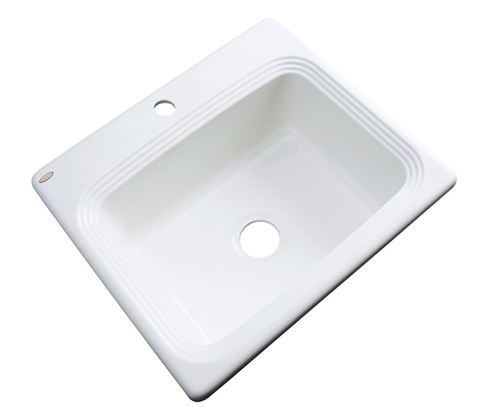 Kitchen Sinks Vancouver Solidcast vancouver 25 x 22 kitchen sink reviews wayfair vancouver 25 x 22 kitchen sink workwithnaturefo