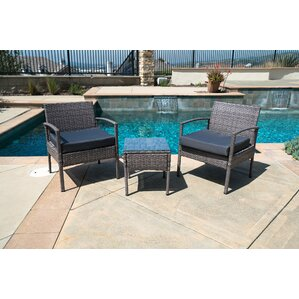 Conversation Sets Youll Love Wayfair - Turquoise outdoor furniture