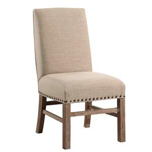 Osterhout Vintage Nailhead-Trim Parsons Chair