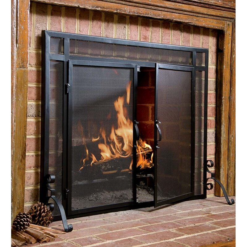 Plow And Hearth Furniture: Plow & Hearth Fire Screens & Reviews
