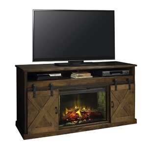 Barn Door Electric Fireplace Wayfair