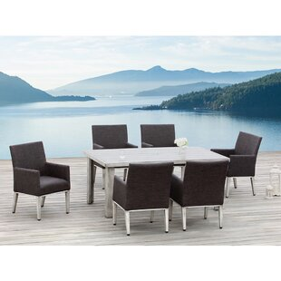 Merveilleux Montreal 7 Piece Dining Set. By Ove Decors