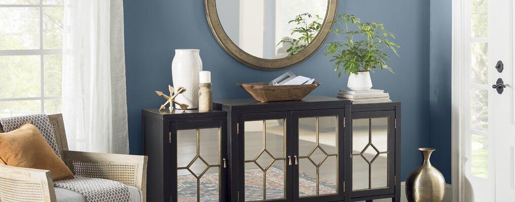 Mirrored Furniture Joss Main