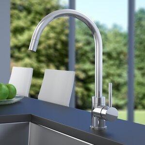 Symmons Dia Single Handle Single Mount Kitchen Faucet