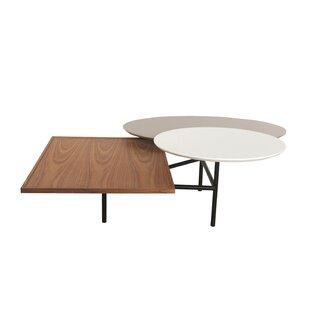 Round Rotating Coffee Table Wayfair - Round rotating coffee table