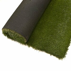 Martha Artificial Garden Grass Green Indoor/Outdoor Area Rug