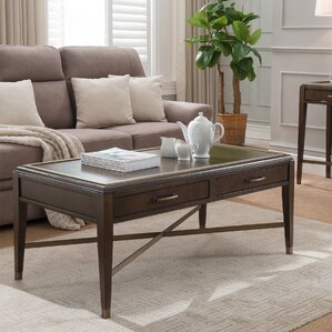 Winnifred Two Drawer Coffee Table by Alcott ..