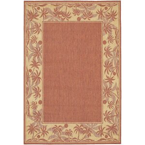 Celia Beige/Tan Indoor/Outdoor Area Rug