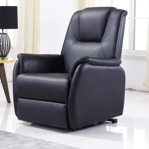 Anton Power Lift Assist Recliner & Black Recliners Youu0027ll Love | Wayfair islam-shia.org