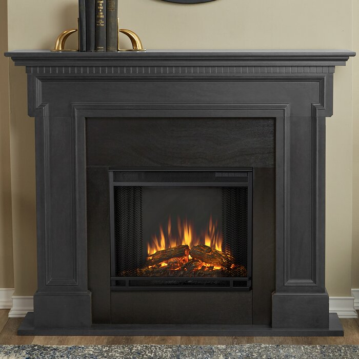 Incroyable Real Flame Thayer Electric Fireplace