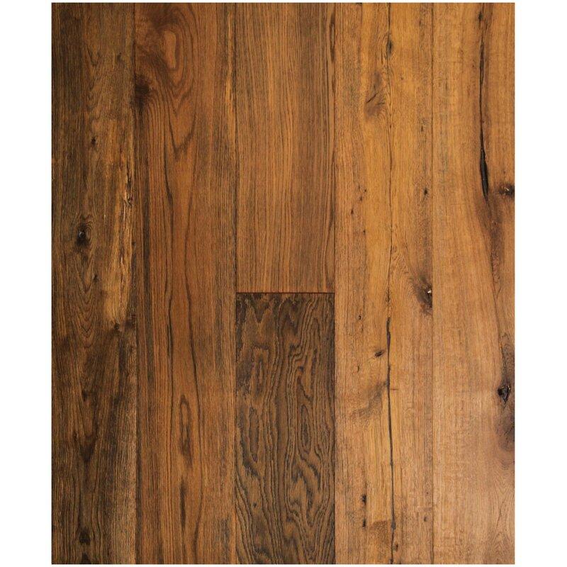 """Easoon Usa 5 Engineered Manchurian Walnut Hardwood: Easoon USA Chicago 7-1/2"""" Engineered Oak Hardwood Flooring"""