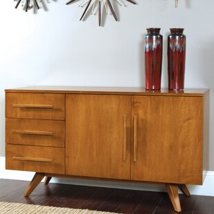 Tylor Contemporary Buffet Table Great Reviews