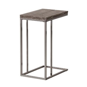 Leora End Table by Varick Gallery